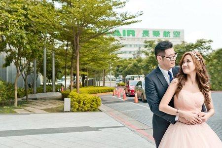 存韋&鈺婷 [桃園諾富特華航桃園機場飯店]