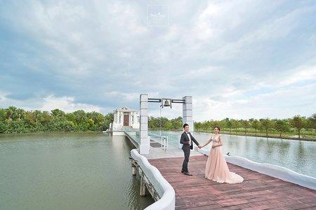 AUSTIN+阿華田–香格里拉冬山河渡假飯店