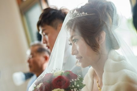 志瑋+家靚–清泉會館