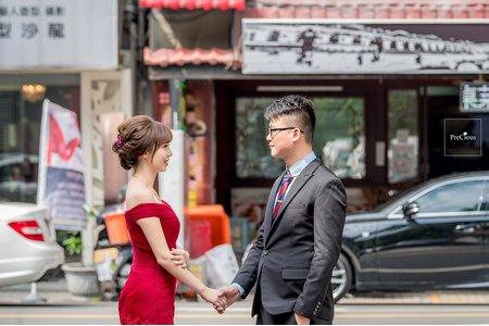 彥緯+姿君–新莊終身大事婚宴會館