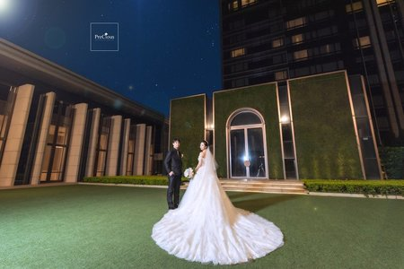 Jerry+Zoey–台北萬豪酒店Taipei Marriott Hotel