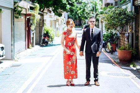 Bo Ying+Li yun–文定儀式搶先看