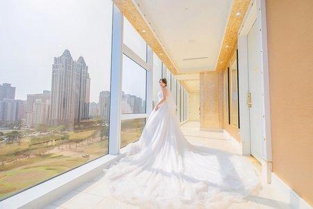 立賢+庭妤–高雄林皇宮