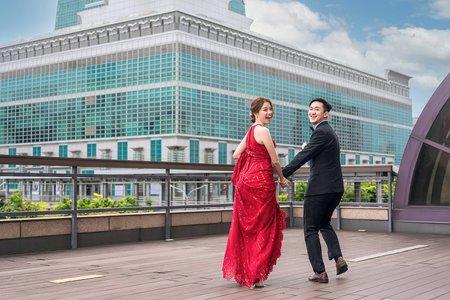 台北君悅酒店-文定儀式-清新自然風格