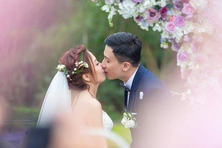 IF HOUSE一五好事-證婚儀式-戶外婚禮真實情感流露