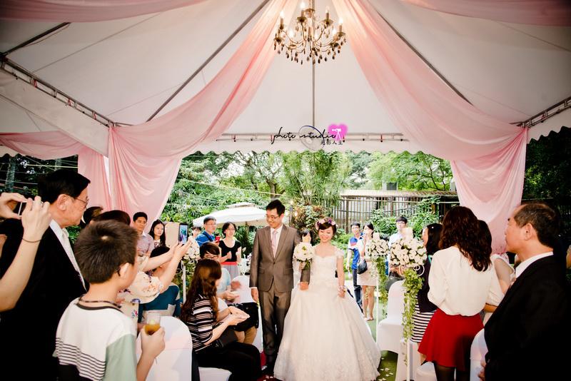 作品(編號:109751) - 光影人生photo studio《結婚吧》