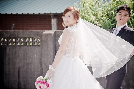 Matthew & Judy   Wedding day [光影人生photo studio]