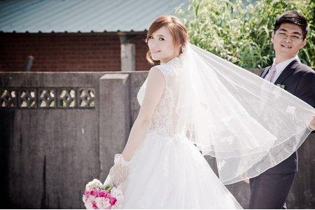 Matthew & Judy   Wedding day [光影人生photo studio]