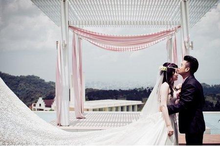 柏樺&丹瑋  weddingday