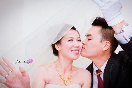 立偉&錦芳  weddingday