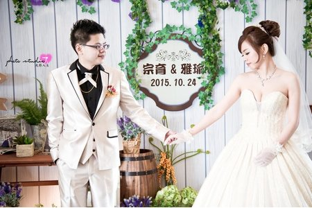 宗育&雅瑜  weddingday