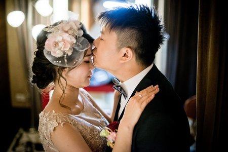 鴻銘&于容   wedding day