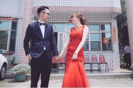 依婷文定婚禮紀錄