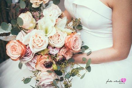 訂婚或結婚儀式+晚宴 8小時方案