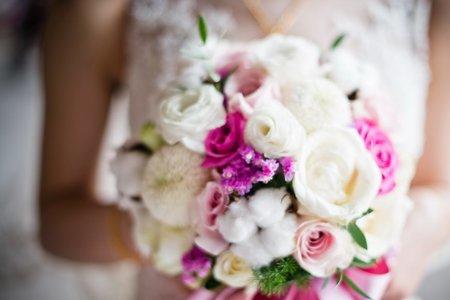 鴻祥&君璦  wedding day