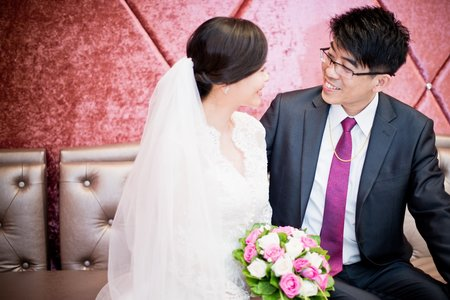 嘉哲 & 詩欣  wedding day