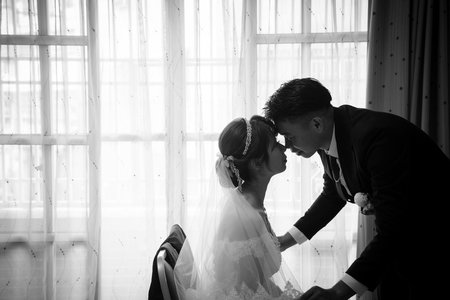 家輝 & 周怡  wedding day