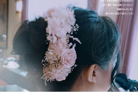 2019台電集團婚禮第一位新娘