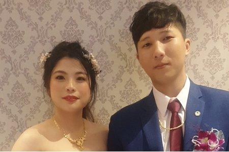 2020/12/19台南訂婚午宴