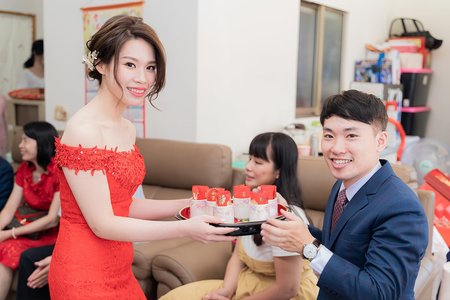 |台北婚攝|GF攝影| Berton & Ruby | 文定迎娶儀式 |