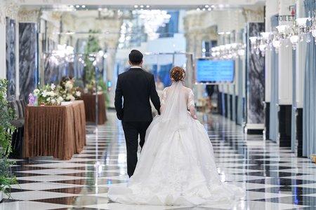 |台北婚攝|GF攝影| 文豪秀如 | 新莊典華文定喜宴 |