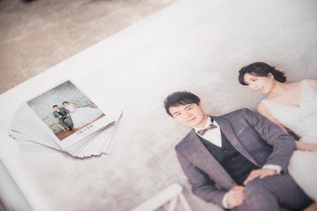 |台北婚攝|GF攝影| 文魁盈瑩 | 大直典華文定喜宴 |