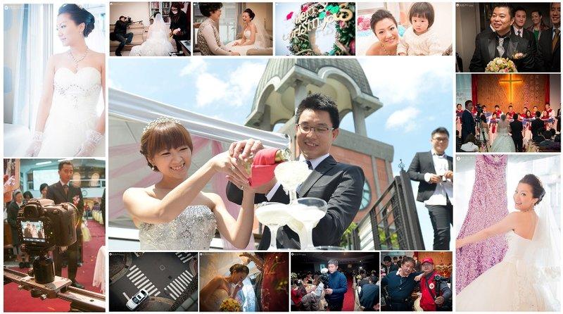 電影式婚禮另類紀錄作品
