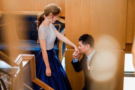 『婚禮紀錄』【古華花園飯店】