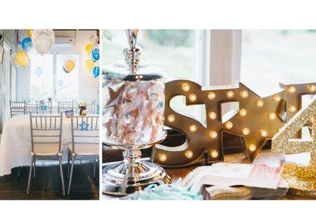 Happy Birthday Little Star-Angels' Share Cafe 天使分享咖啡廳