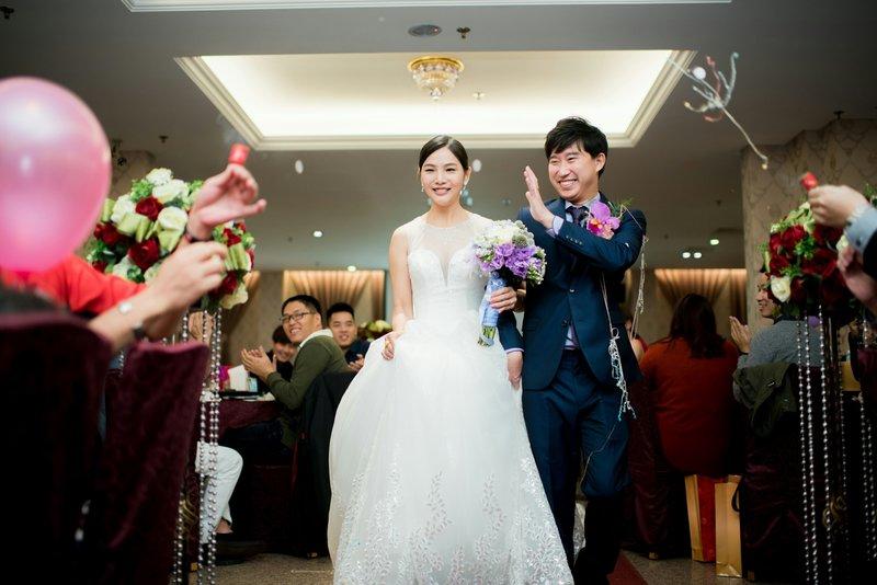 桃子公主│婚禮錄影-動態攝影-單儀式作品