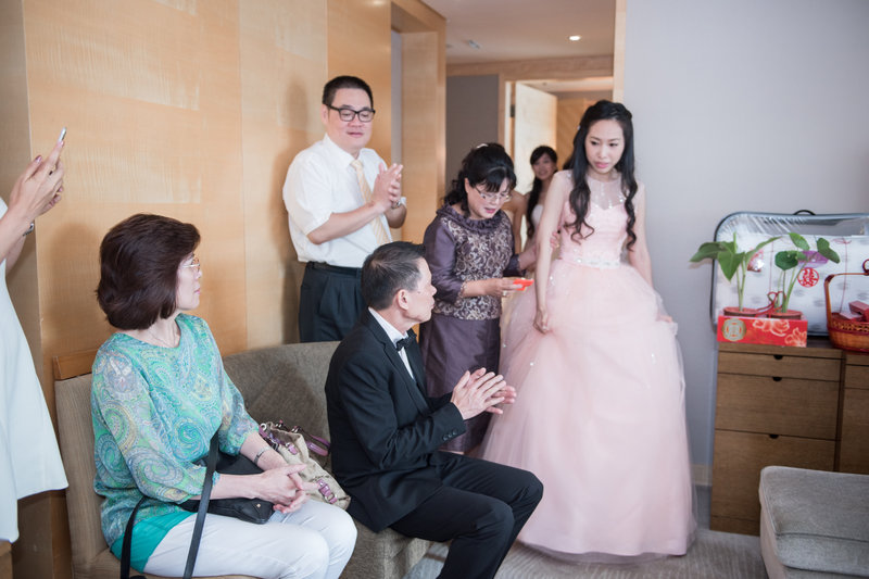 微電影式婚禮錄影-單儀式+午宴作品