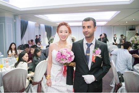 微電影式婚禮錄影-單儀式+晚宴