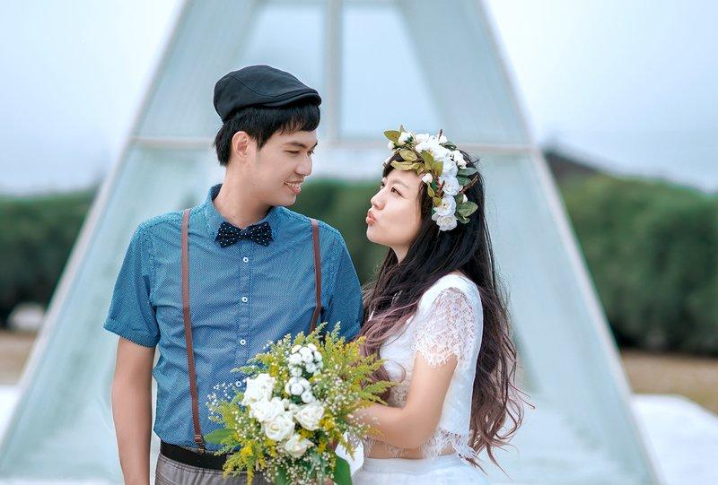 婚紗攝影│便服婚紗│生活風格婚紗作品