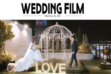 婚禮紀錄│動態攝影-單儀式