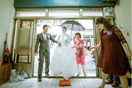 婚禮記錄-結婚