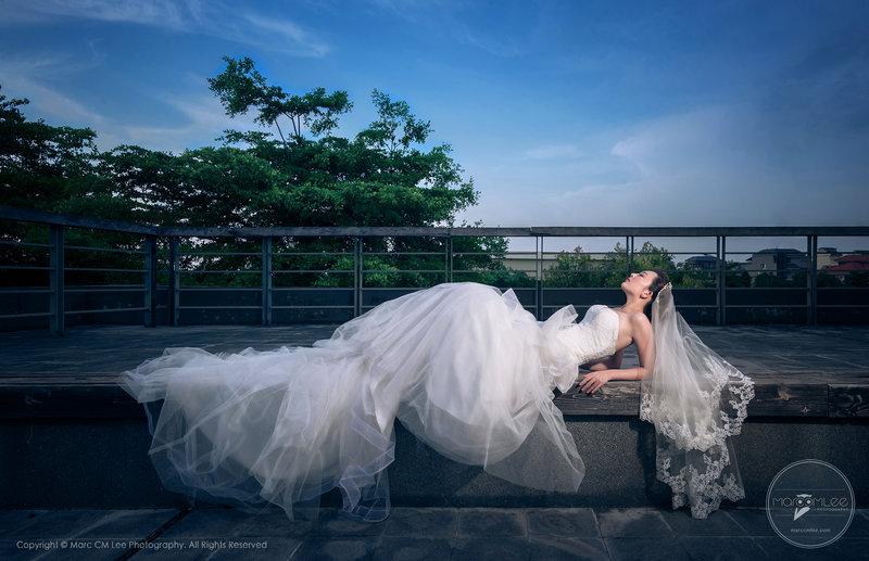 藝術婚紗作品