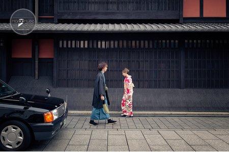 海外婚紗/京都婚紗