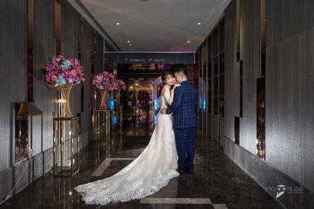 冠寅&美妍台南雅悅會館婚宴