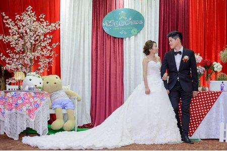迎娶 午宴 臺南台糖長榮酒店