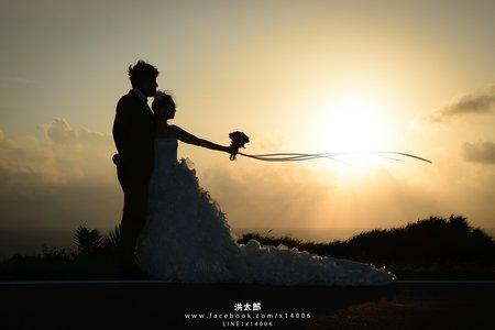 自助旅遊禮服婚紗