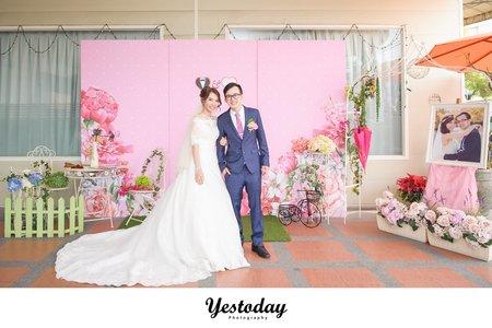2018.10.20 彥平&美惠-結婚大囍