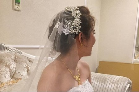 婚禮通告-鄉左