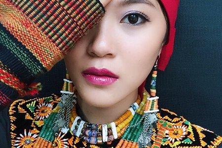原住民彩妝造型