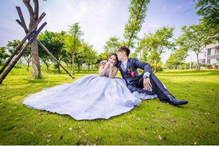 婚禮紀錄|峻廷與佳柔|高雄.南科總理大餐廳