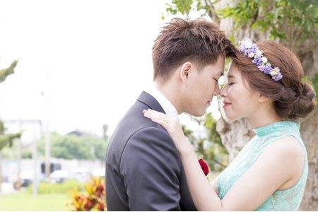 婚禮紀錄 | 律哲與季寧 | 苗栗.蘭亭餐廳
