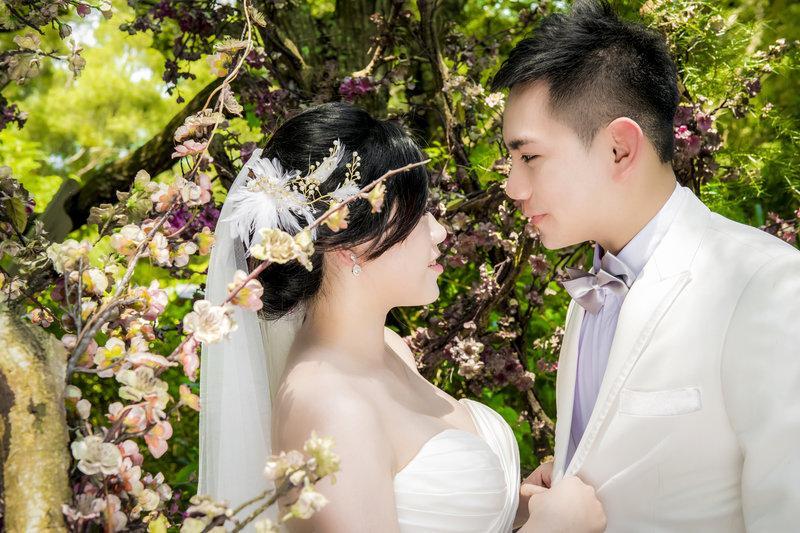 自主婚紗|萬丈光芒婚紗攝影工作室