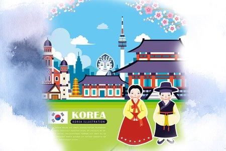 萬丈光芒|韓國首爾、濟洲、釜山海外婚紗