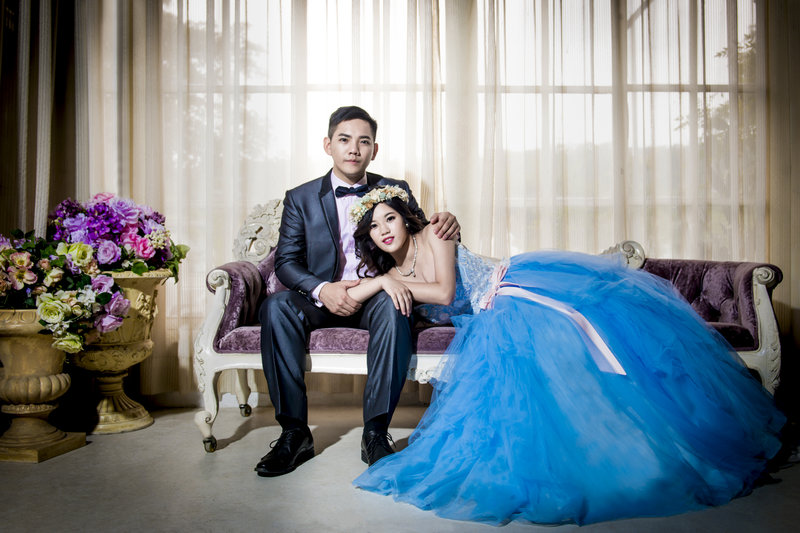 婚紗包套|萬丈光芒婚紗攝影工作室