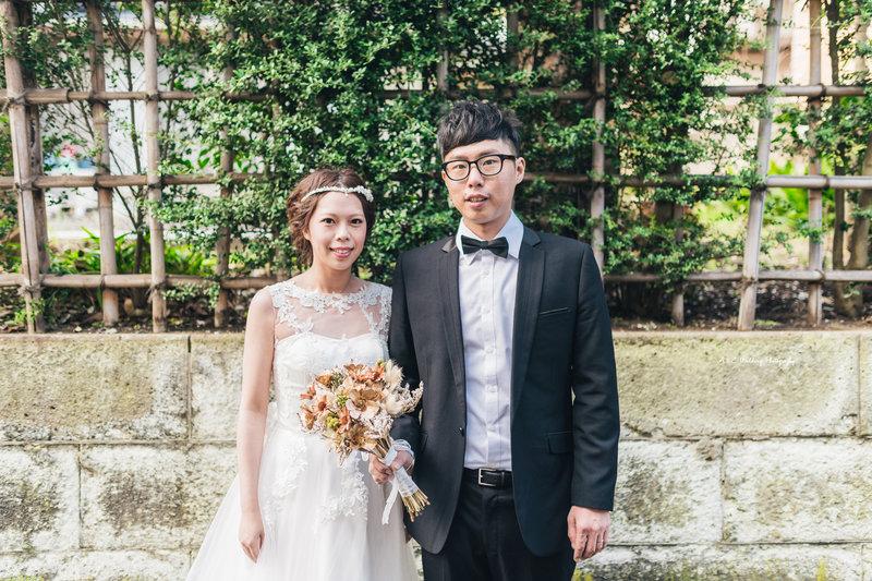 婚紗写真攝影服務作品
