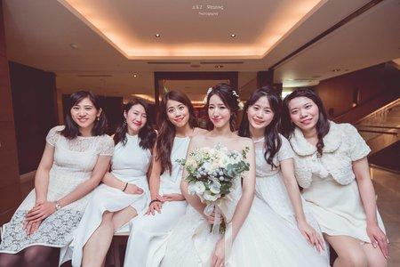 婚禮紀錄 - 新竹豐邑喜來登大飯店